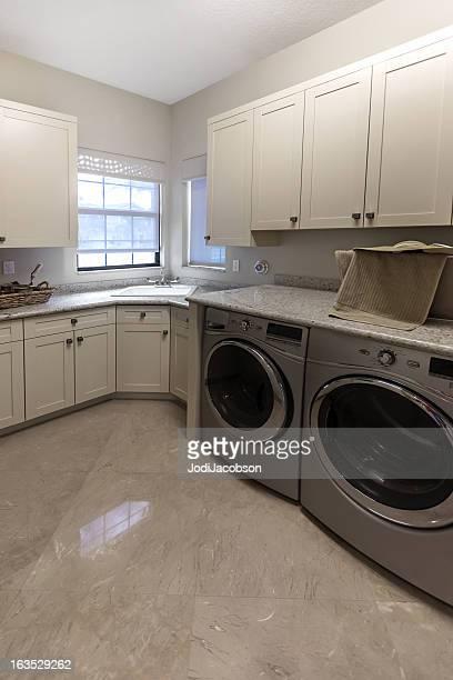 Architecture:Custom built-in  Laundry room