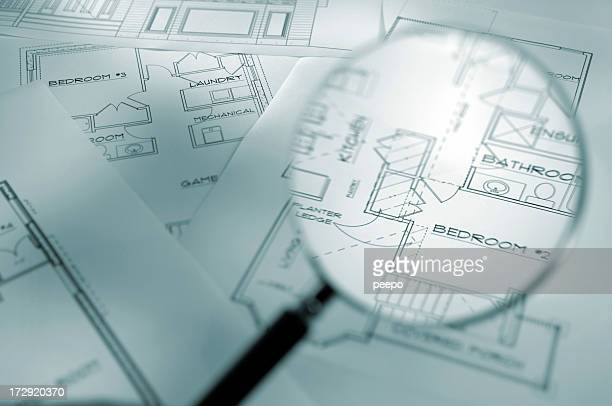 architecural plans series