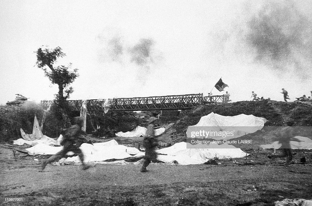 dien bien phu battle vn Dien bien phu, fought in remote north-western vietnam, was the culminating battle of the first indochina war.