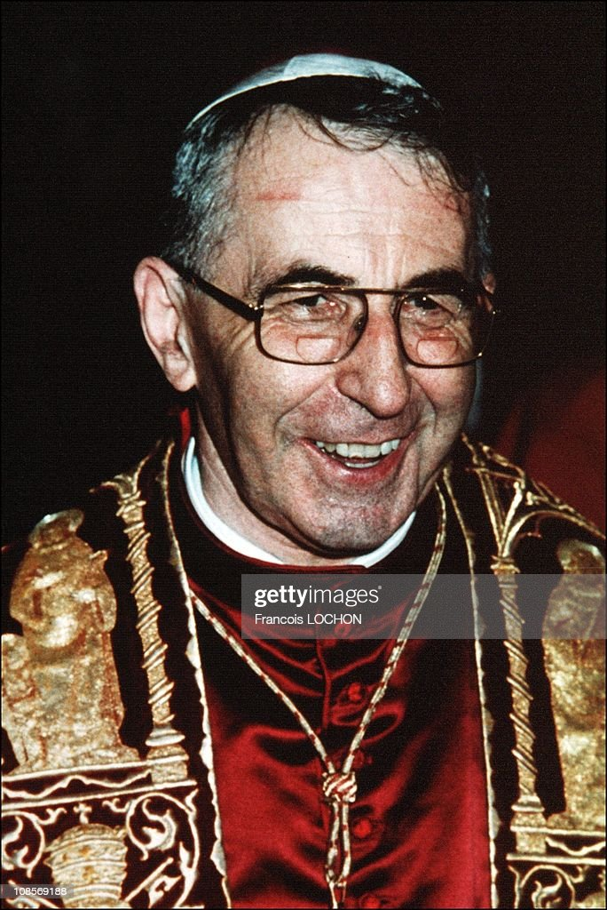 100 Years Since The Birth Of Pope John Paul I | Getty Images