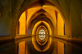 Archs over water