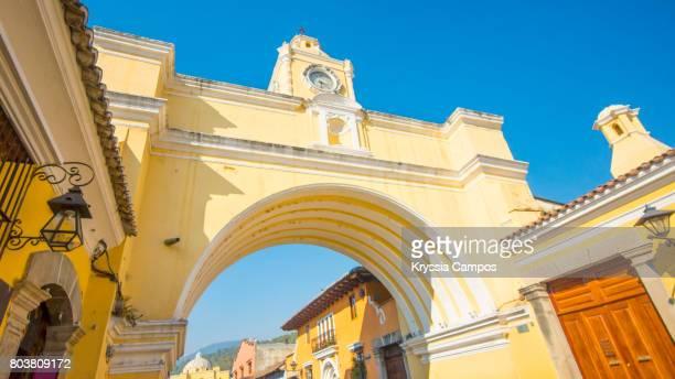 Arco de Santa Catalina (Santa Catalina Arch)