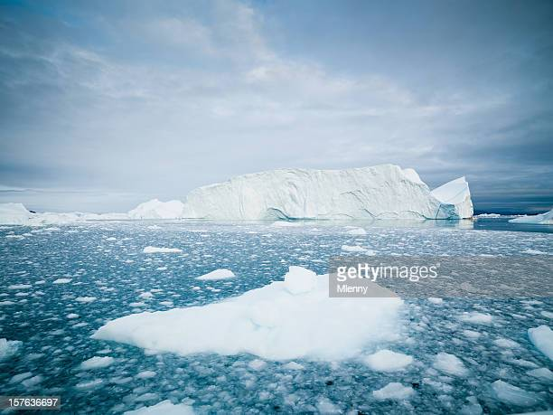 Arctic Icebergs Greenland