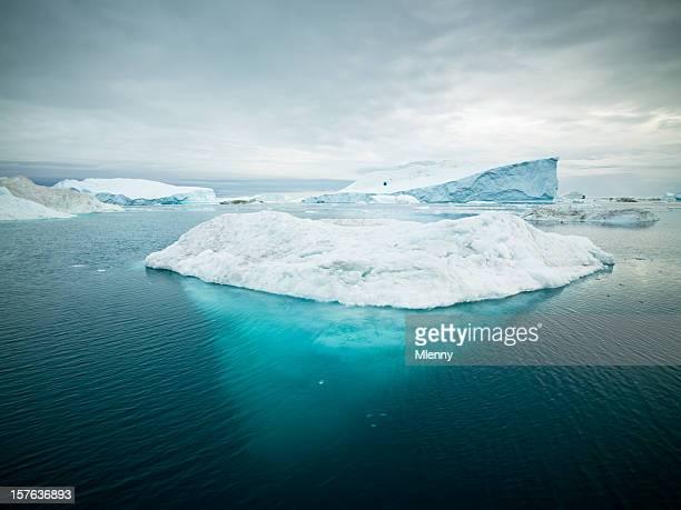 Arctic Icebergs Groenland XXXL