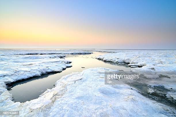 Arctic Landschaft