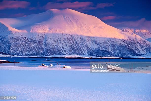Arctic Sunset, Sommarøya