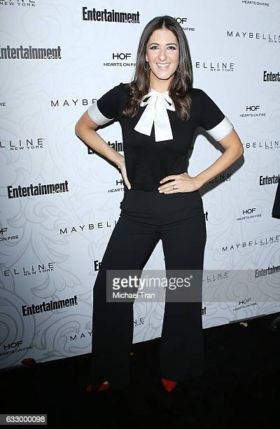 Arcy Carden arrives at the Entertainment Weekly hosts celebration honoring nominees for The Screen Actors Guild Awards held at Chateau Marmont on...