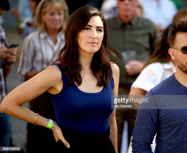 Arcy Carden attends 'Beyond Hunger West Meets East' brought to you by NBC Universal and Heifer International at NBC Universal Lot on October 1 2017...