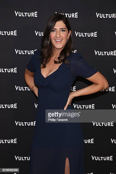 Arcy Carden attends the Vulture Awards Season Party on December 8 2016 in West Hollywood California