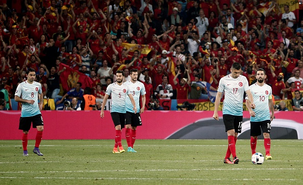 Spain v Turkey - Euro 2016 : News Photo