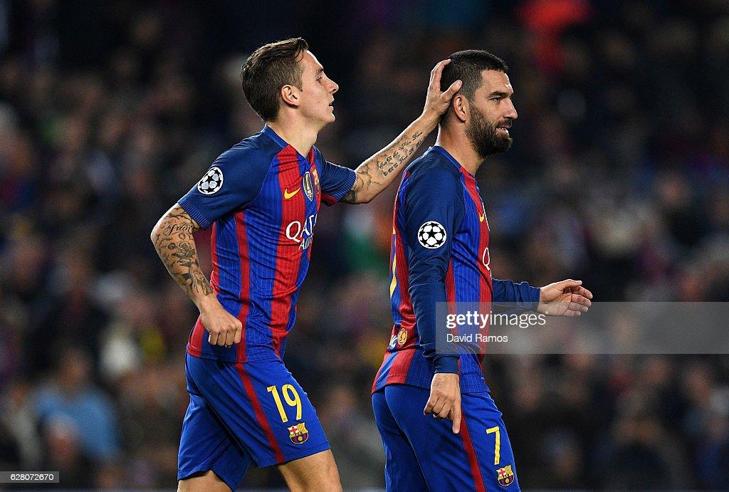 FC Barcelona v VfL Borussia Moenchengladbach - UEFA Champions League