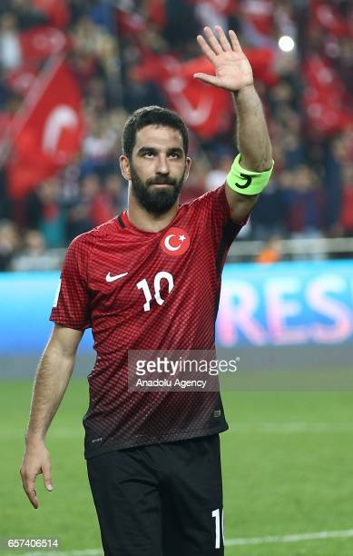 Arda Turan Turkey Pictures and Photos