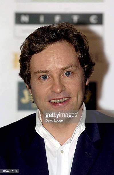 Ardal O'Hanlon during The Irish Film and Television Awards 2004 Pressroom at The Burlington Hotel in Dublin Ireland