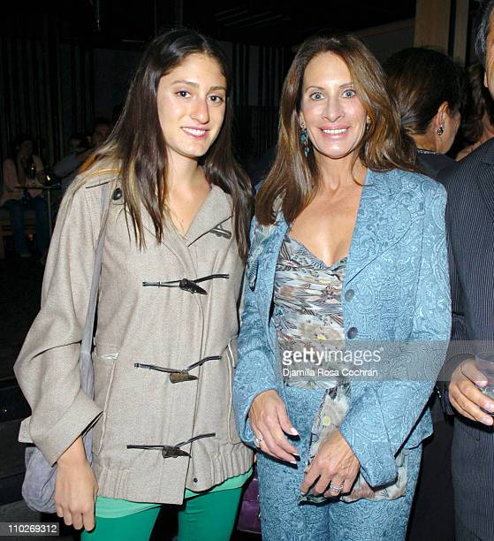 Arden Wohl and Denise Wohl during 13th Annual Hamptons International Film Festival Party PreParty in New York City at Ono Restaurant in New York City...