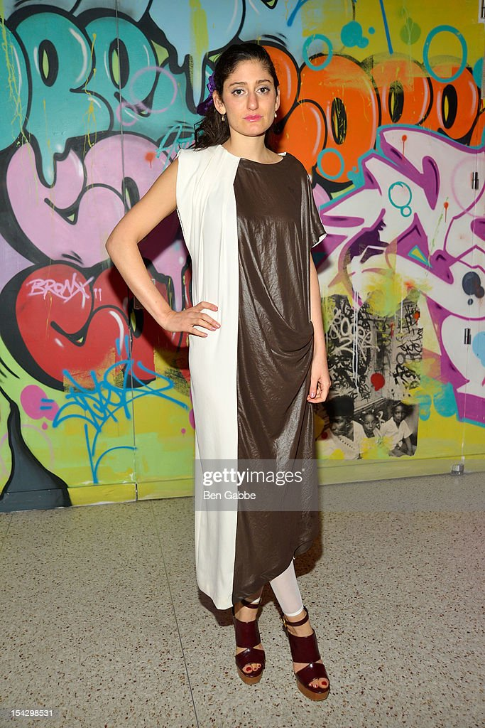 Arden Wohl attends GEMS Benefit Gala For Girls Educational And Mentoring Services at El Museo Del Barrio on October 17, 2012 in New York City.