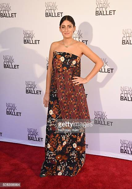 Arden Wohl attends New York City Ballet's Spring Gala at David H Koch Theater at Lincoln Center on May 4 2016 in New York City