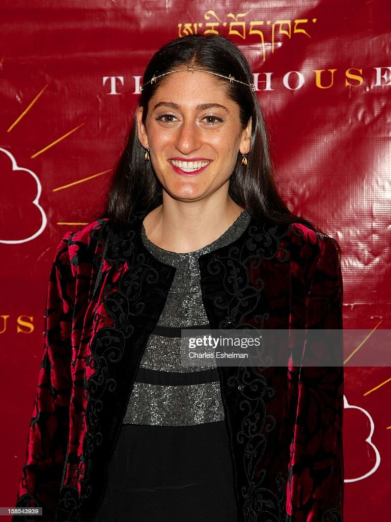 Arden Wohl attends the 10th annual Tibet House Benefit Auction at Christie's Auction House on December 18, 2012 in New York City.