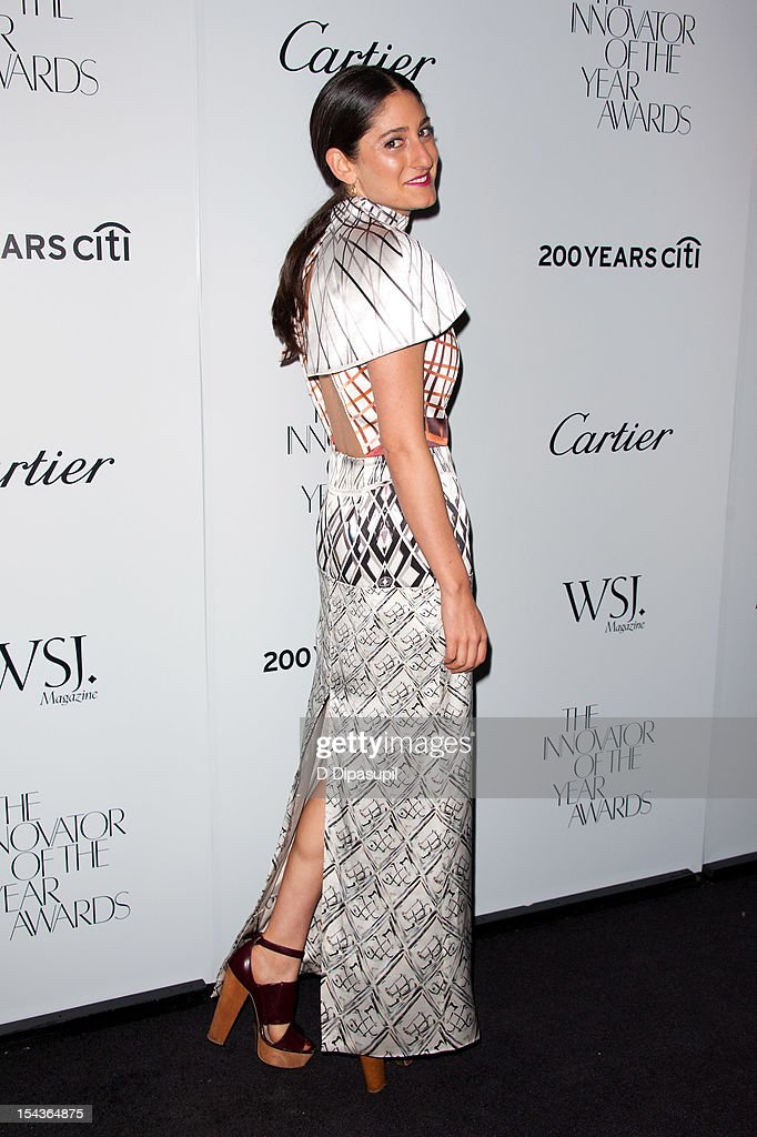Arden Wohl attends the 2012 WSJ. Magazine 'Innovator Of The Year' Awards at the Museum of Modern Art on October 18, 2012 in New York City.