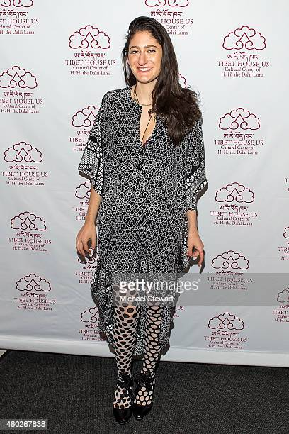 Arden Wohl attends the Tibet House 12th Annual Benefit Auction at Christie's on December 10 2014 in New York City