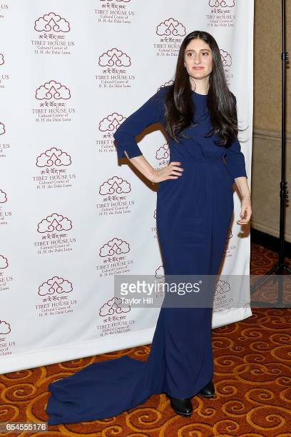 Arden Wohl attends the Tibet House US 30th Anniversary Gala Celebration at Gotham Hall on March 16 2017 in New York City