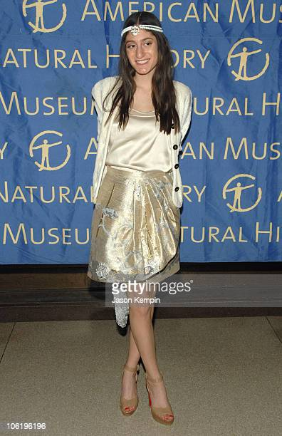 Arden Wohl during The 17th Annual SPRING Environmental Lecture And Luncheon April 25 2007 at The Museum Of Natural History in New York City New York...