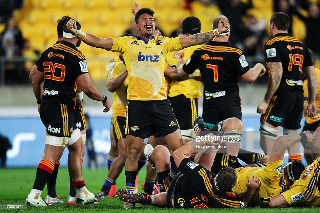 Super Rugby Rd 14 - Hurricanes v Chiefs