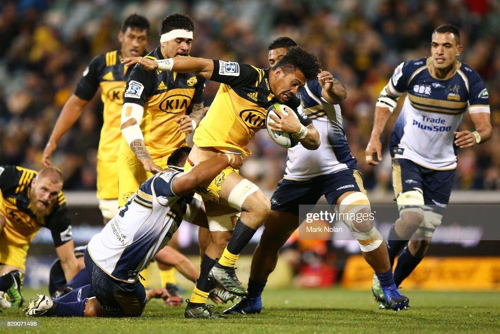 Super Rugby Quarter Final - Brumbies v Hurricanes
