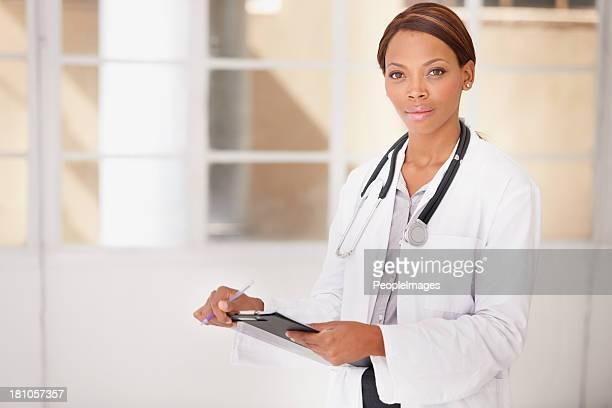 Está pronto para a avaliação médica?