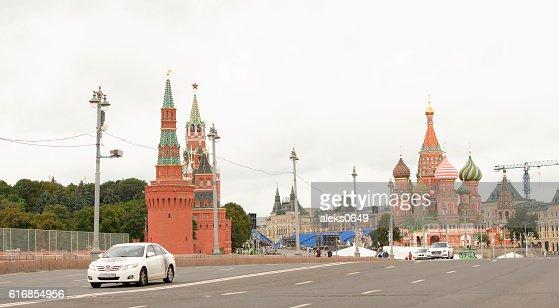 Area Vasilevsky descent : Stock Photo