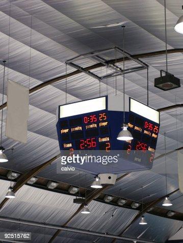 Arena Scoreboard
