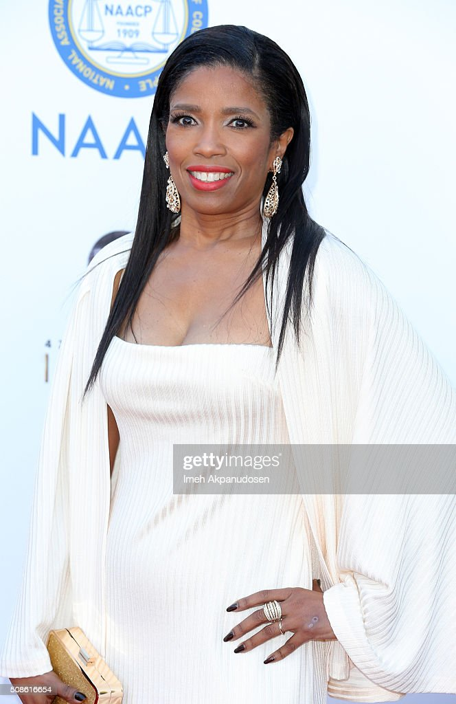 Areva Martin attends the 47th NAACP Image Awards presented by TV One at Pasadena Civic Auditorium on February 5, 2016 in Pasadena, California.