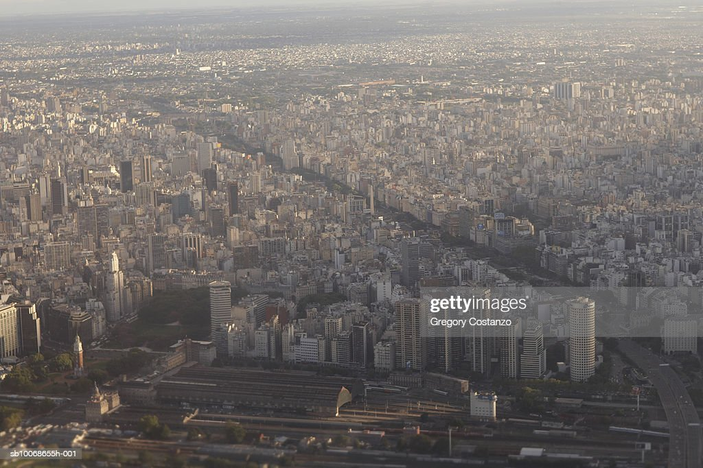 Argentina, Buenos Aires, cityscape : Stock Photo