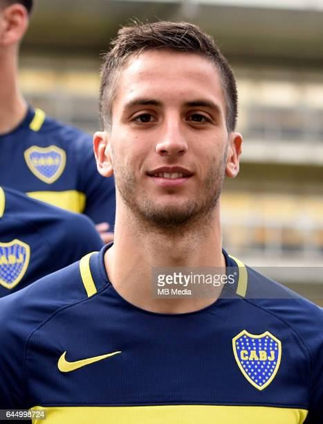 Argentina Football League First Division Axion Energy 20162017 / 'nClub Atletico Boca Juniors 'nRodrigo Bentancur