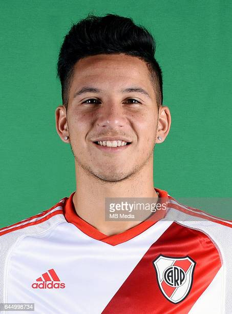 Argentina Football League First Division Axion Energy 20162017 / 'nClub Atletico River Plate 'nSebastian Driussi