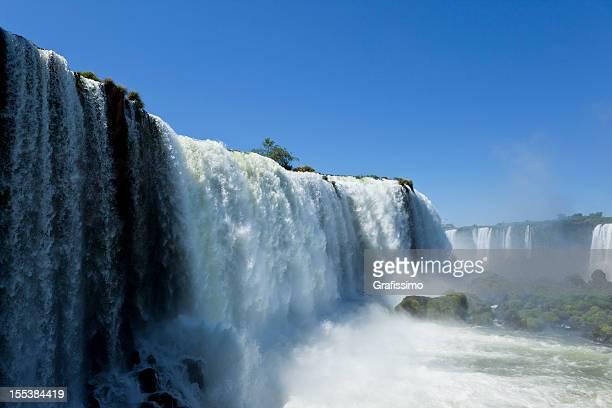 Argentinien, Iguazu Wasserfälle Garganta del Diablo