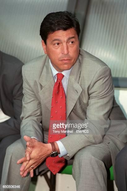 Argentina manager Daniel Passarella