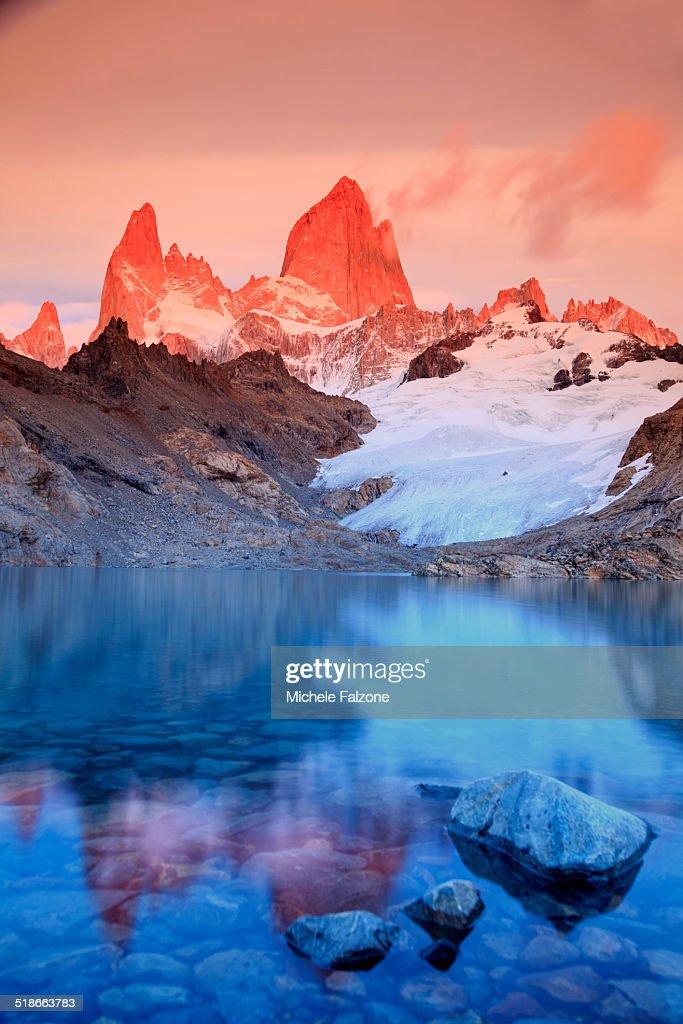 Argentina, Patagonia Los Glaciares National Park : Stock-Foto