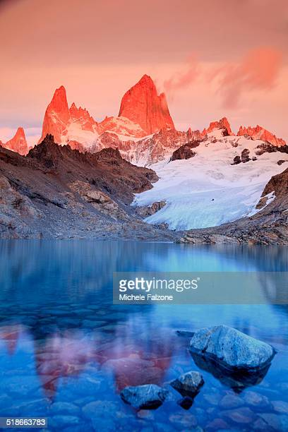Argentina, Patagonia Los Glaciares National Park