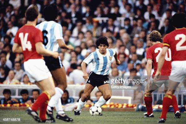 diego maradona stock photos and pictures
