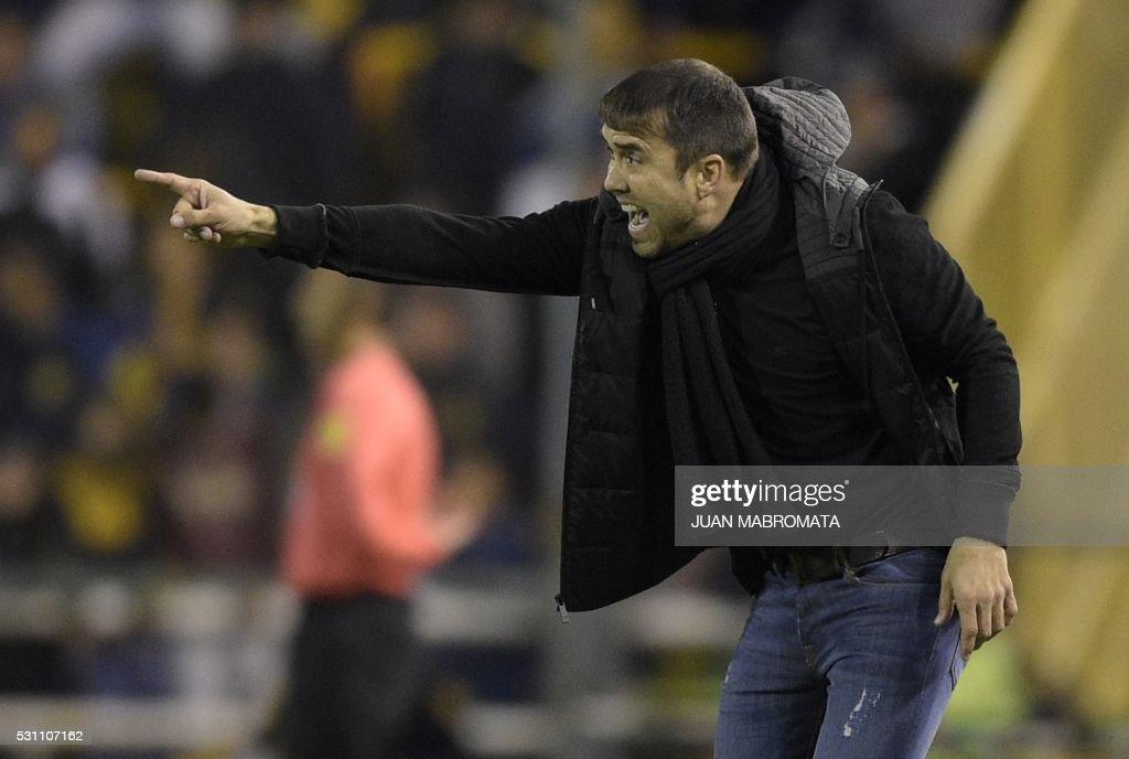 Coudet: Rosario V Atletico Nacional