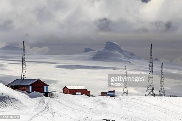 Argentine base, Antarctica