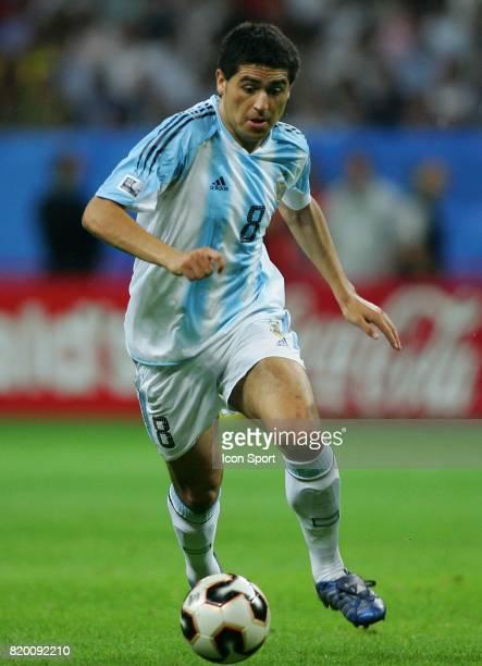 RIQUELME Argentine / Bresil Finale Coupe des Confederations
