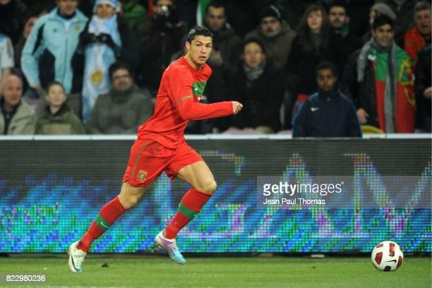 RONALDO Argentine / Portugal Match amical Geneve