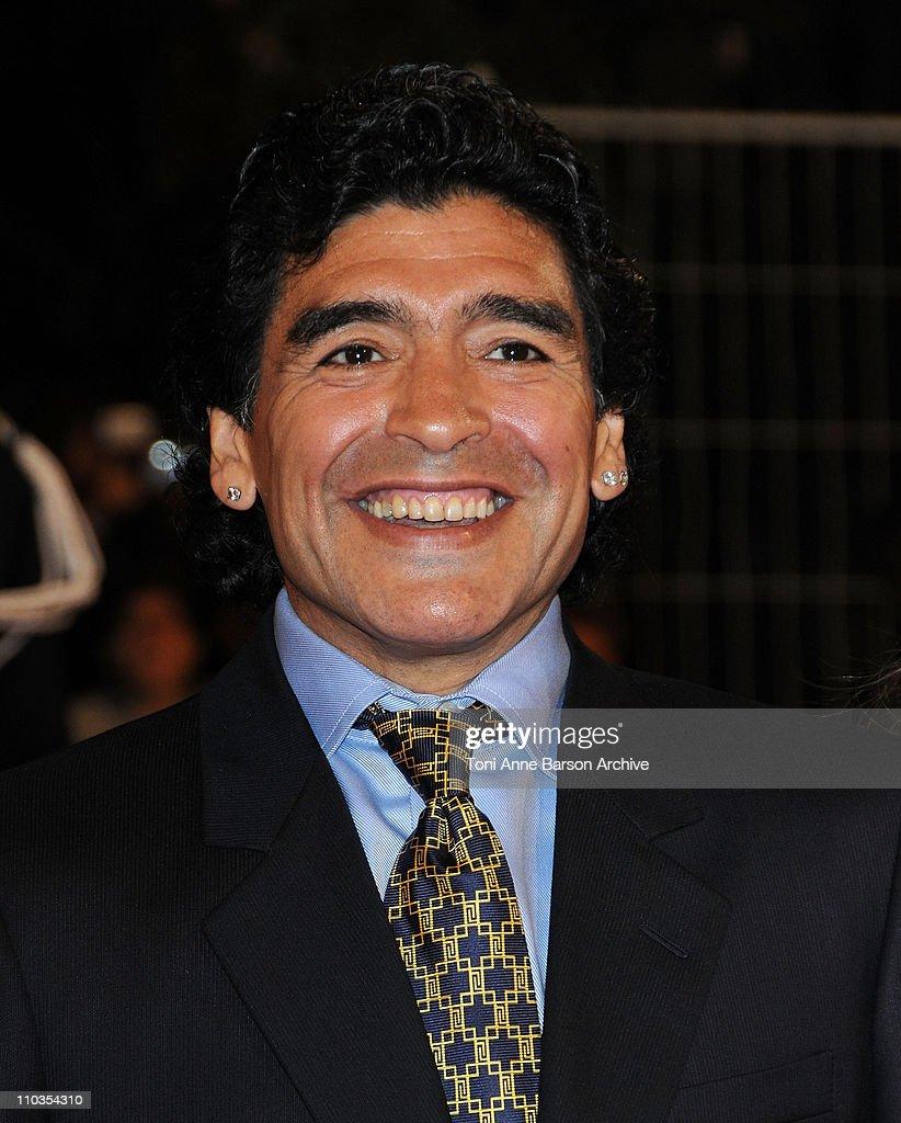 2008 Cannes Film Festival - Maradona by Kusturica Premiere