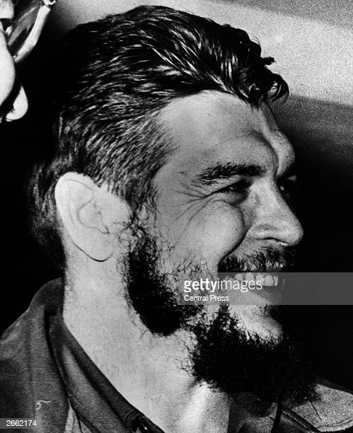 Argentineborn Cuban revolutionary Ernesto Che Guevara
