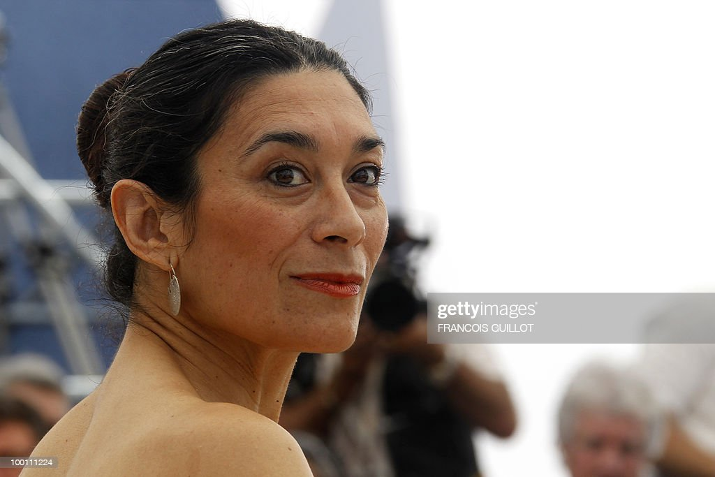Argentinian actress Eva Bianco poses during the photocall of 'Los Labios' (The Lips) presented in the Un Certain Regard selection at the 63rd Cannes Film Festival on May 18, 2010 in Cannes.