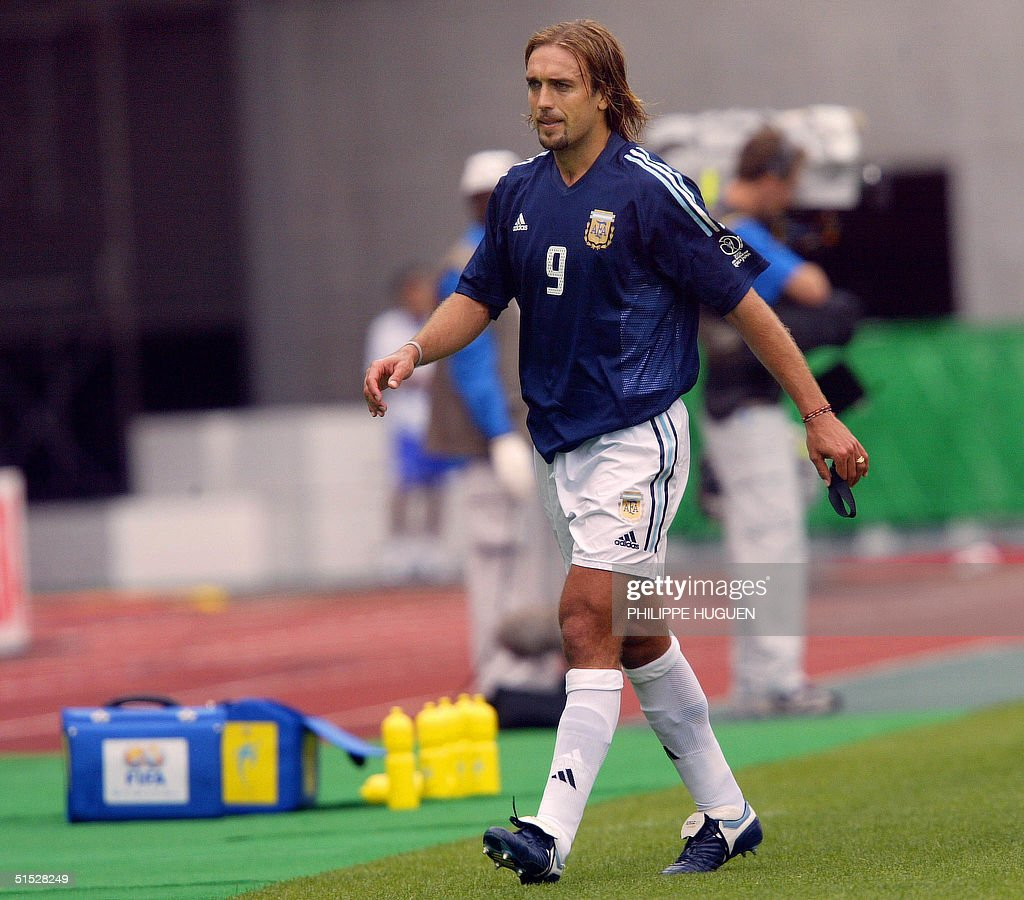 Gabriel batistuta getty images