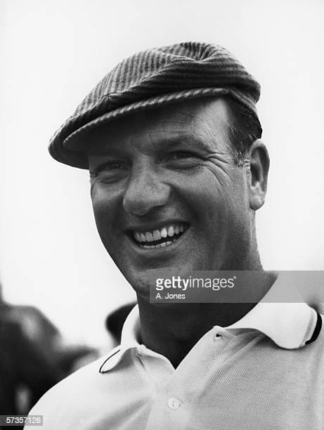 Argentinian golfer Roberto DeVicenzo 23rd September 1968