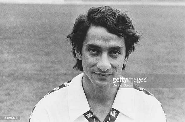 Argentinian midfielder Osvaldo Ardiles of Tottenham Hotspur FC 19th July 1978