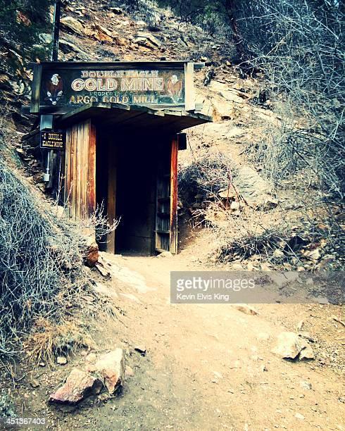 Argo Mine & Mill, Double Eagle Gold Mine Entrance